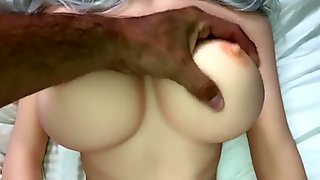 Full Size Real Doll UP CLOSE! Amazing Boobs!