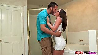 Moms ravage teenage - India Summer masters young couple