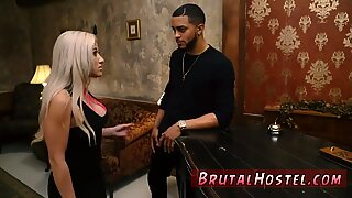 Chinese bdsm Big-breasted platinum-blonde sweetie Cristi Ann is on vacation boating and